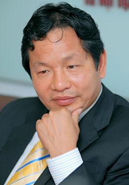 Truong Gia Binh-FPT株式会社会長